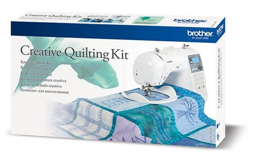 Brother Quliting Kit Innov-is 10A, 15, 20LE, 27SE, 35, 55FE (QKM1)