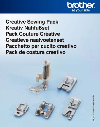 Brother Creative Sewing Pack CSP1 - Ihr Fachhändler in Neuss / Grevenbroich