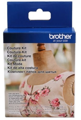 Brother Couture Kit CTRK1 - Ihr Fachhändler in Neuss / Grevenbroich