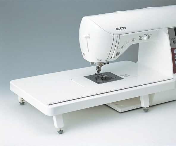 Brother Wide Table WT40 For XQ40 XN40 XN40 Enchanting Brother Xn2500 Sewing Machine