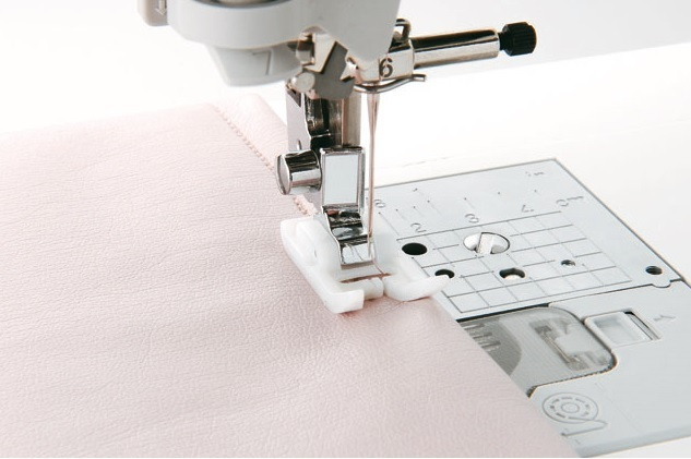 Brother Non Stick Foot Vertical XC40 F40N Custom 1950 Brother Sewing Machine